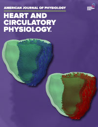 American Journal of Physiology-Heart and Circulatory Physiology 0 0 cover image