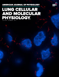 American Journal of Physiology-Lung Cellular and Molecular Physiology 0 0 cover image